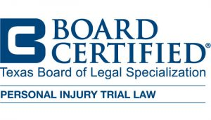 Image of Board Certified Personal Injury Trial Law